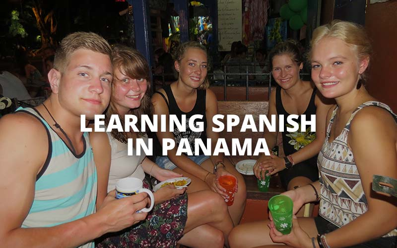 Learning Spanish through culture and everyday living in Panama