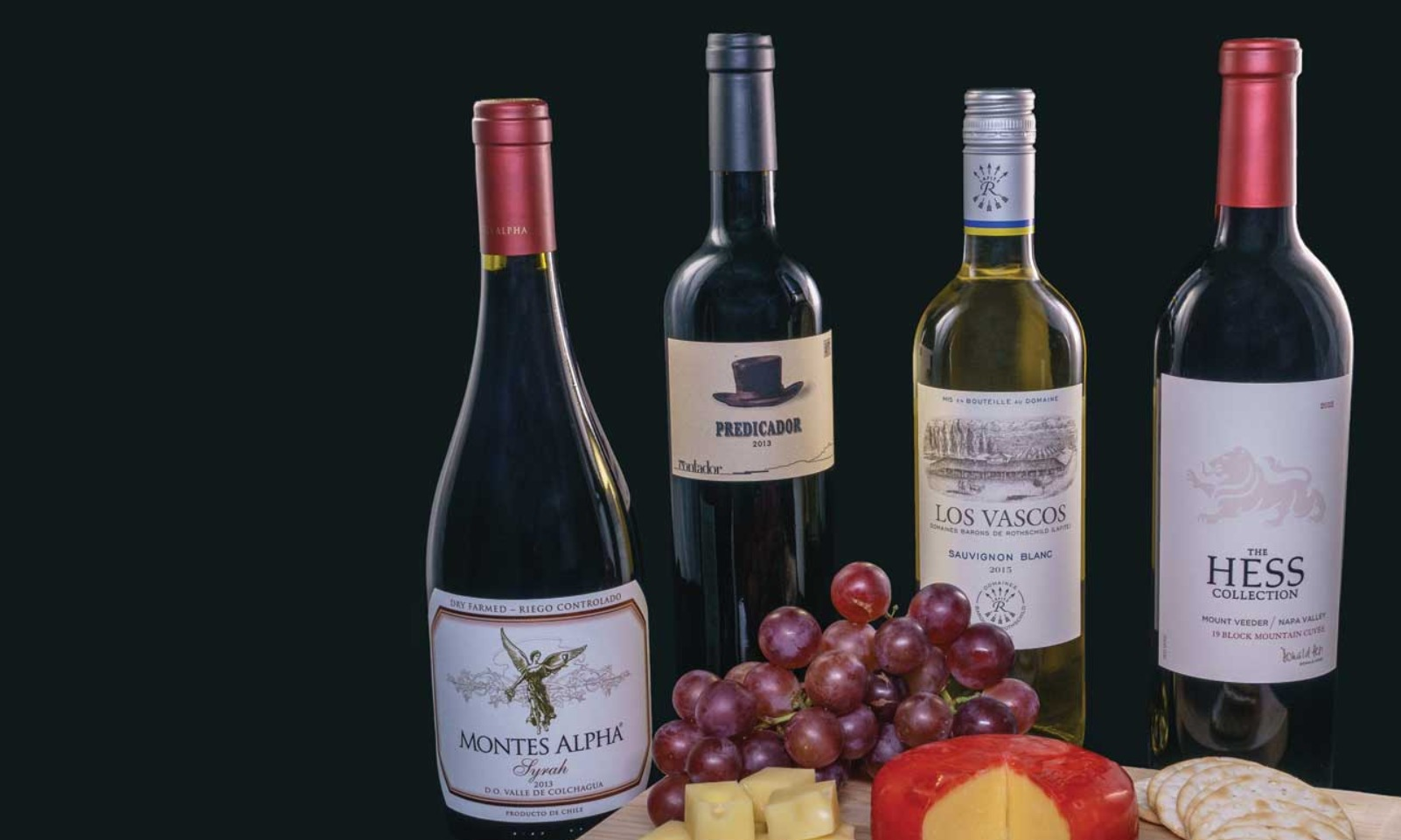 Four Must Try Wines