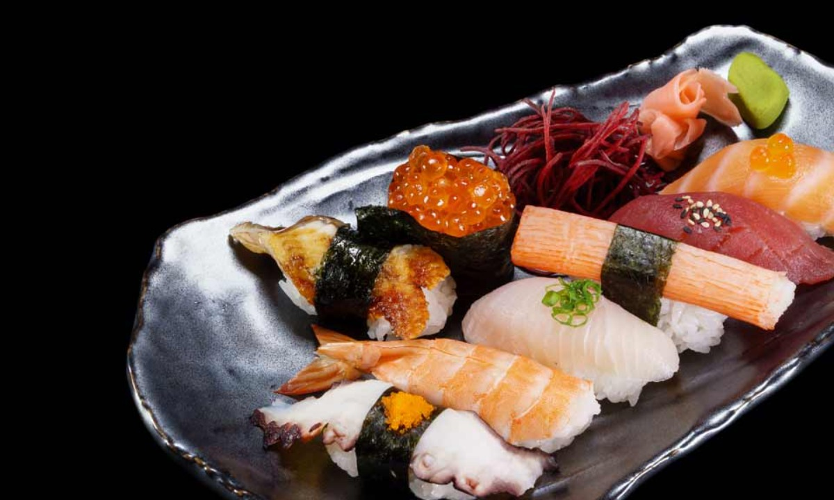 Sushi Market - Perfect Gastronomic Experience